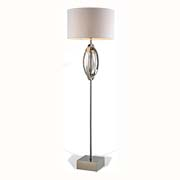 RV Astley Seraphina Chrome Floor Lamp 5575 ( Including Shade )