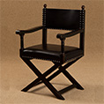 REH Kennedy Military Campaign Chair 4276