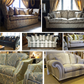 David Gundry Showroom at Kings Interiors of Nottingham for the best display of David Gundry Upholstery.