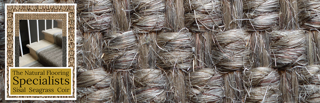 Natural Carpets, Sisal, Seagrass and Coir at Kings we have the largest selection of natural carpets in the country