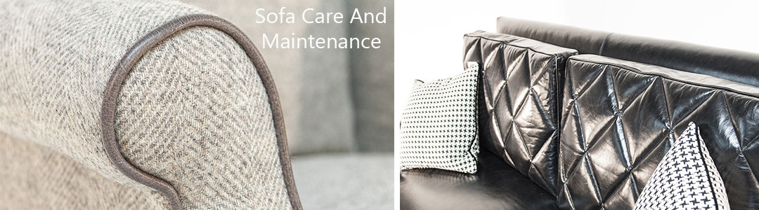Sofa Care and Maintenance