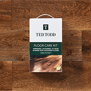 Ted Todd Wood Flooring Care System