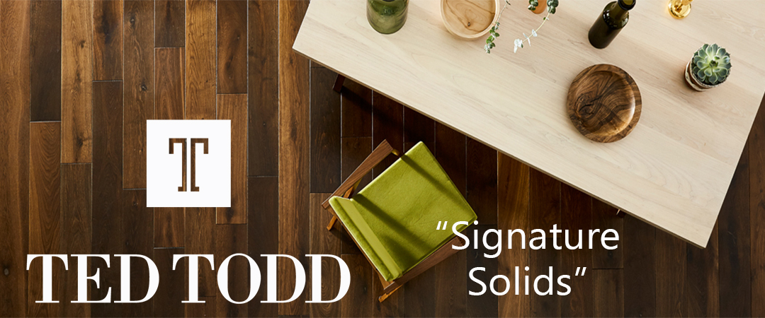 Ted Todd Wood Flooring Signature Solids