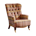 Tetrad Upholstery Belgravia Chair in Fabric at Kings of Nottingham for that better deal on Contrast Upholstery.