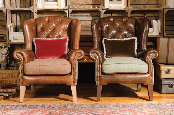 Tetrad Upholstery Jefferson Chair Kings