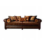 Tetrad Churchill Grand Sofa at Kings Interiors the Tetrad specialists.