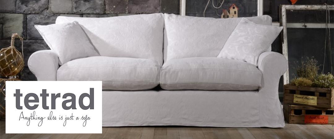 Tetrad Upholstery Alexia Loose Cover Sofa Kings Interiors