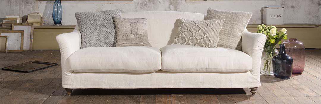 Tetrad Upholstery Kandinsky Loose Cover Sofa Kings Interiors