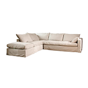 Tetrad Nirvana Loose Cover Corner Sofa Chaise Left