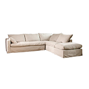 Tetrad Nirvana Loose Cover Corner Sofa Chaise Right