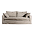 Tetrad Nirvana Midi Loose Cover Sofa