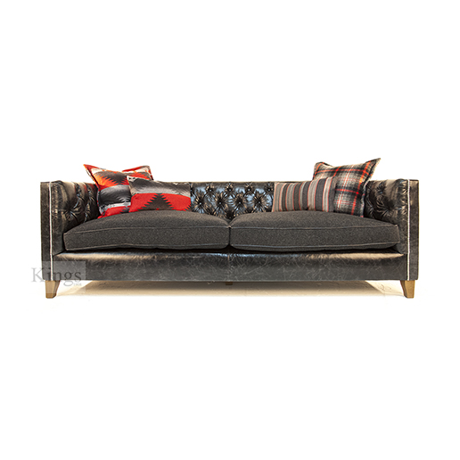 Tetrad Upholstery Grand Empire Sofa