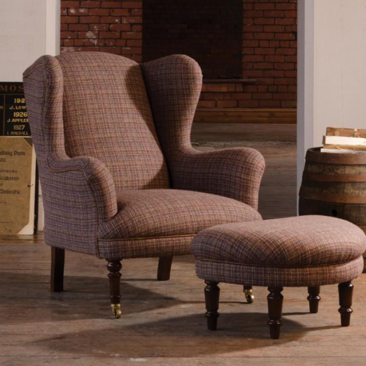 Tetrad Harris Tweed Alban Chair