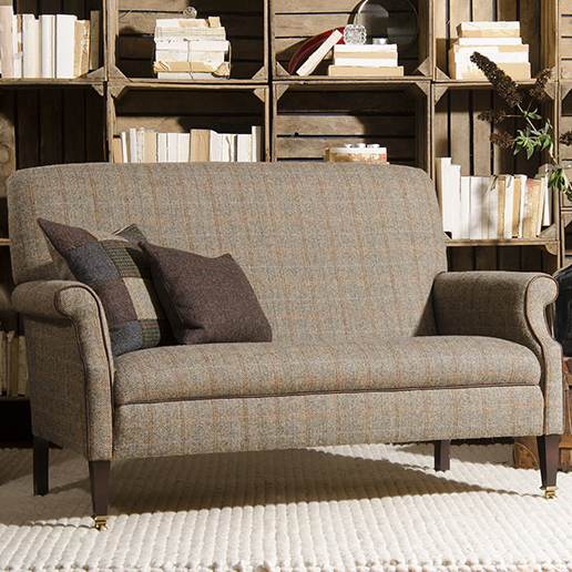 Tetrad Harris Tweed Bowmore Compact Sofa 2