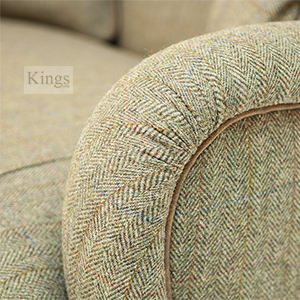 Tetrad Harris Tweed Braemar Petit Sofa ad