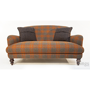 Tetrad Harris Tweed Braemar Petit Sofa 1