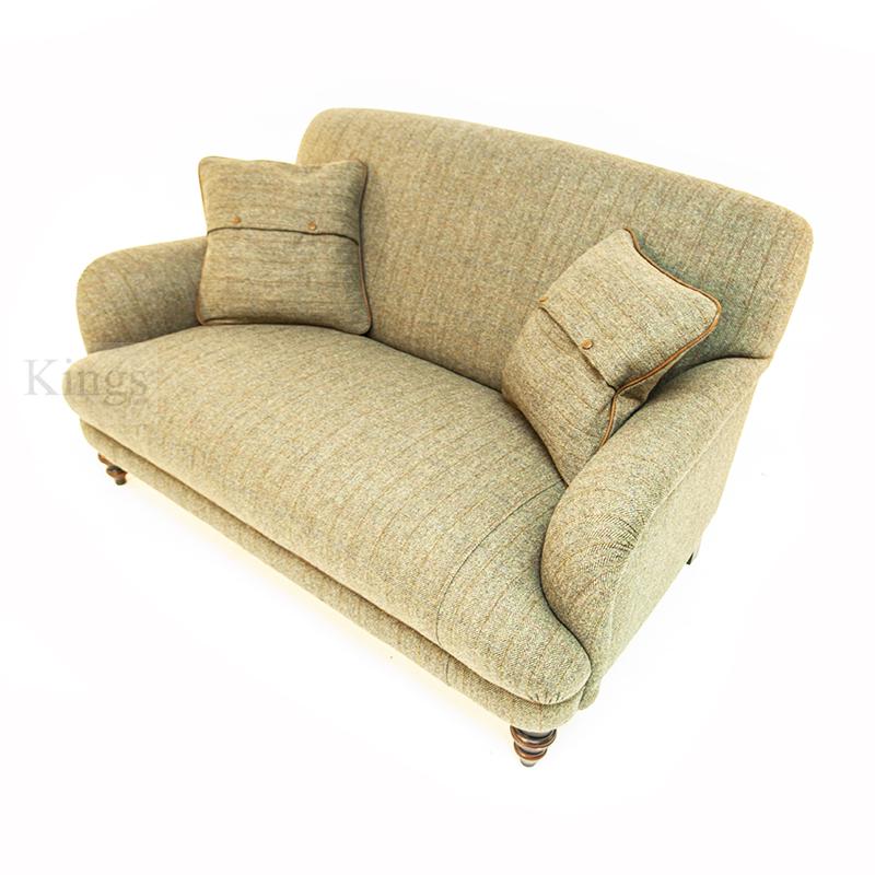 Tetrad Harris Tweed Braemar Petit Sofa Kings