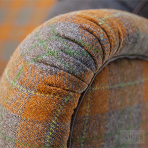 Tetrad Harris Tweed Braemar Petit Sofa 4
