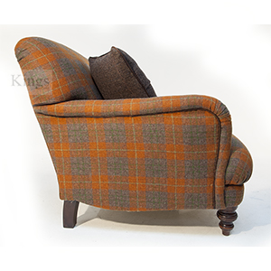 Tetrad Harris Tweed Braemar Petit Sofa 5