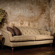 Tetrad Harris Tweed Dalmore Midi Sofa