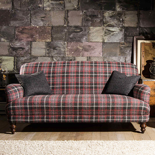 Tetrad Harris Tweed Braemar Petit Sofa8