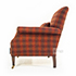 Tetrad Bowmore Chair in Autumn Check bb