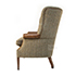 Tetrad Harris Tweed Mackenzie Chair Leather 3