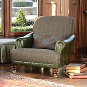 Tetrad Upholstery Harris Tweed Taransay Gents Chair