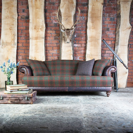 Tetrad Harris Tweed Taransay Sofa