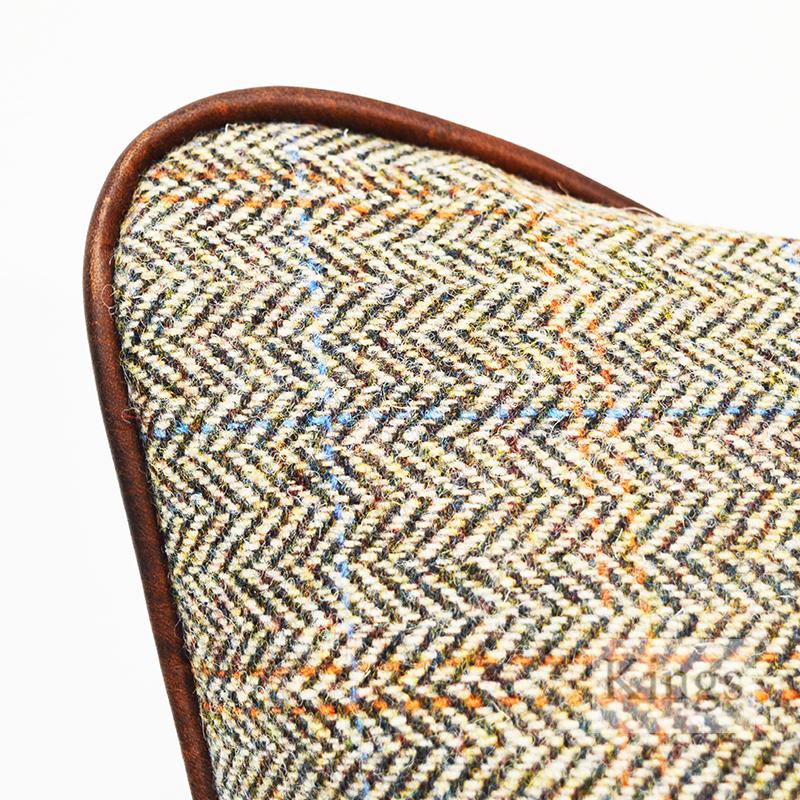 Tetrad Harris Tweed Medium Cushion Kings