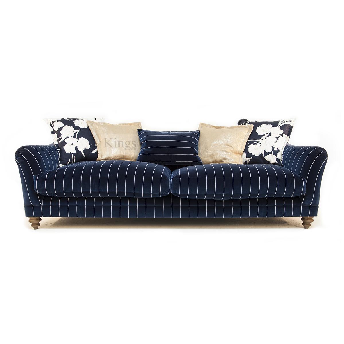 Tetrad Upholstery Gatsby Midi Sofa in Ralph Lauren ...