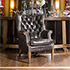 Tetrad Upholstery Signature Fairbanks Chair In Leather