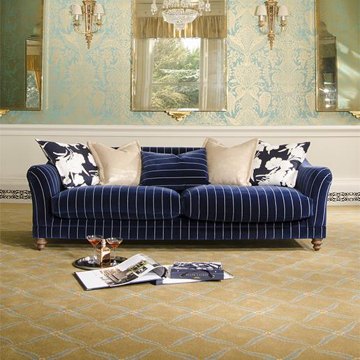 Tetrad Upholstery Gatsby Midi Sofa In Ralph Lauren