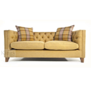 Tetrad Upholstery Battersea Midi Sofa in Fabric or Leather at Kings of Nottingham.