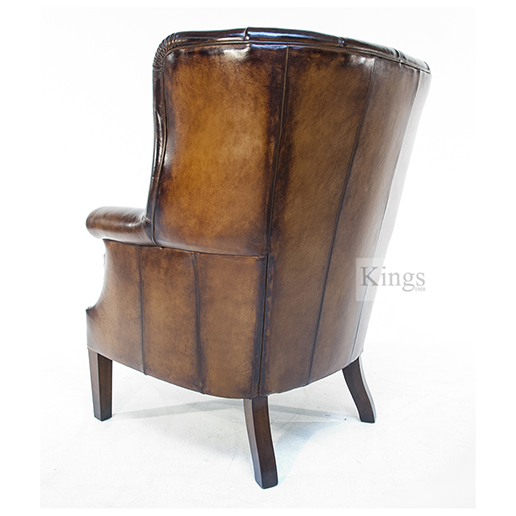Tetrad Upholstery Beardsley High Back Wing Chair 2