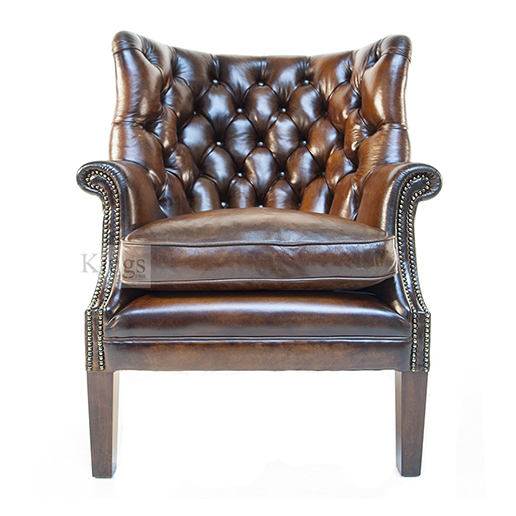 Tetrad Upholstery Bradley High Back Wing Chair 2
