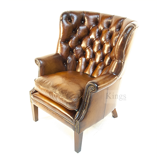 Tetrad Upholstery Bradley High Back Wing Chair 3
