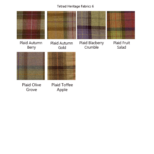 Tetrad Elgar Fabric Samples 6