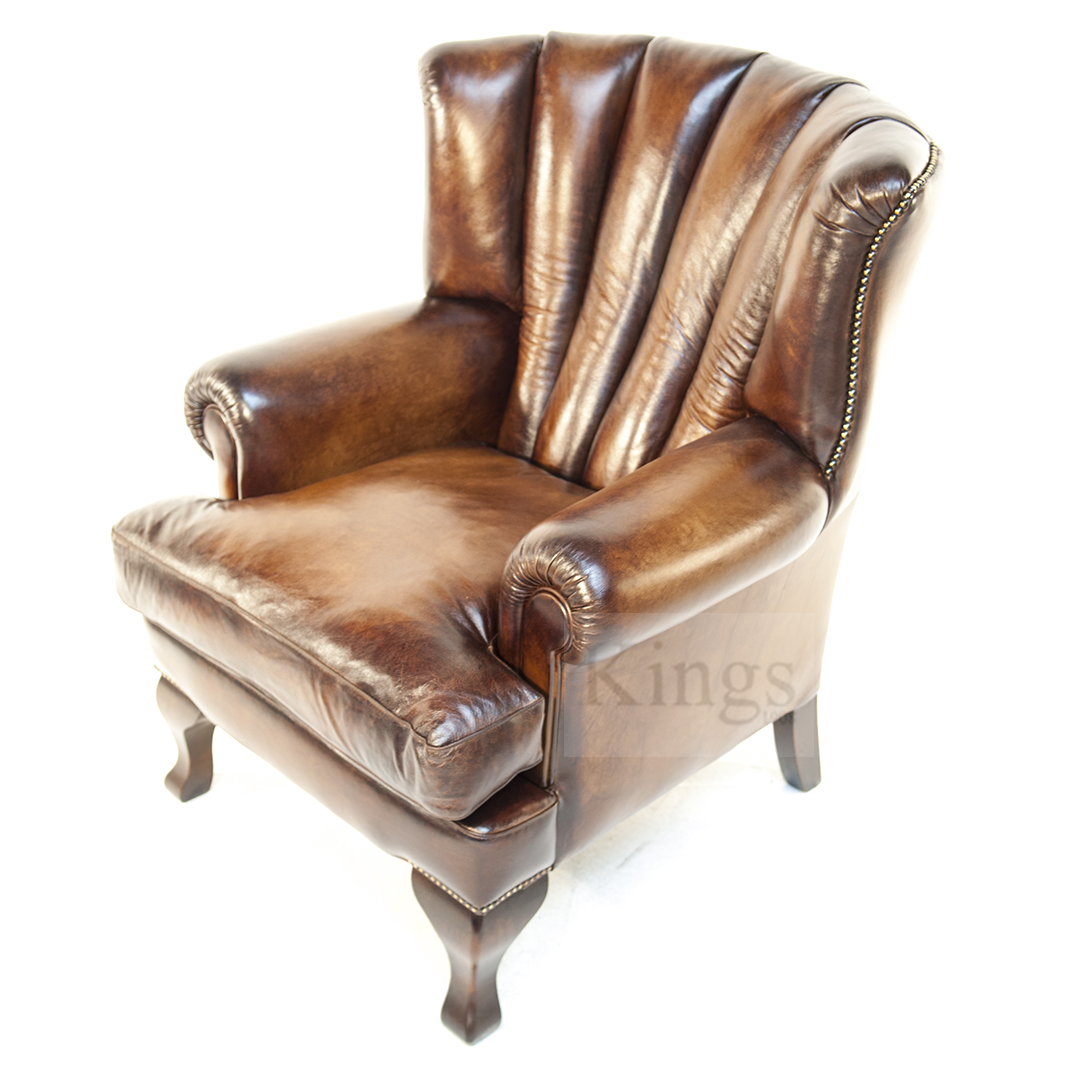 Delicieux Contrast Upholstery Blake Chair 2