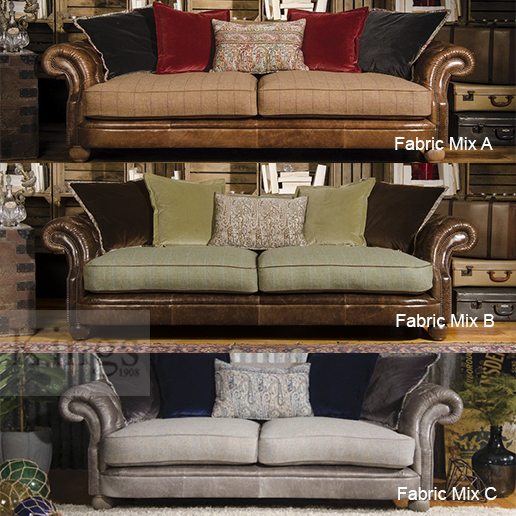 Tetrad Jefferson Sofa Fabric Mix