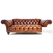 Tetrad Upholstery Ribchester Midi Sofa at Kings of Nottingham for that better Contrasy Upholstery deal.