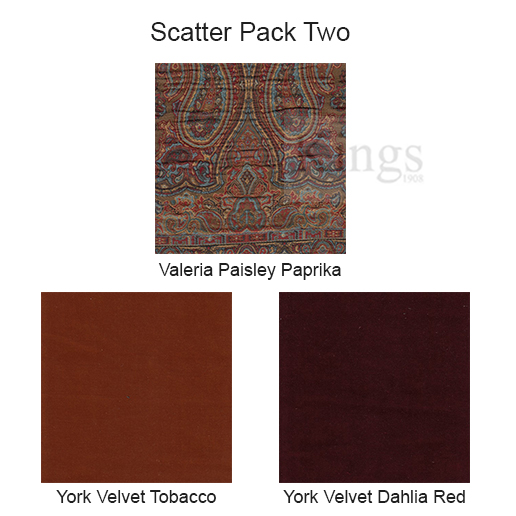 Tetrad Westchester Scatter Pack Two