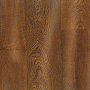 Tuscan Terreno Golden Oak Hand Distressed and Lacquered Engineered Wood Flooring TF21
