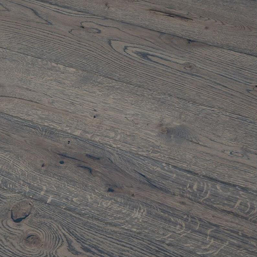 V4 Deco Collection DC101 Frozen Umber Oak Rustic Brushed Stained And Hardwax Oiled