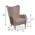 Vincent Sheppard Lloyd Loom Butterfly Wing Chair CH E54 at Kings the home of Lloyd Loom for the best online prices