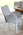 Vincent Sheppard Lloyd Loom Papillon Arm chair White