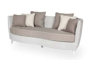 Vincent Sheppard Lloyd Loom Yoko Sofa TS E36 at Kings the home of Lloyd Loom for the best online prices