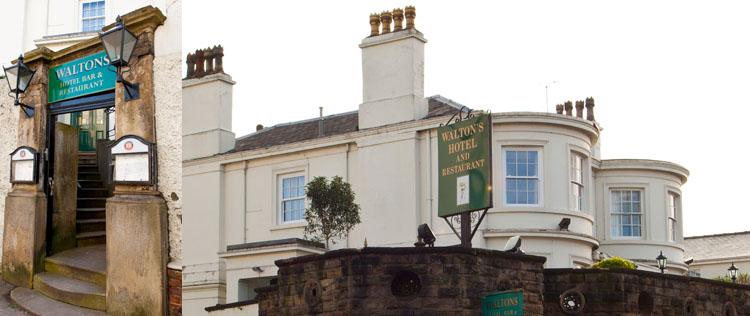 The Waltons Hotel Nottingham Kings Interiors
