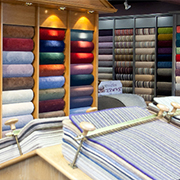 Twist and Wool Loop Pile Showroom