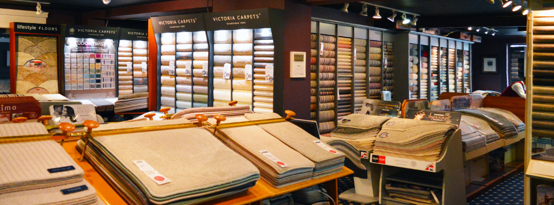 The Largest Collection of Top Branded Carpets at Kings Carpets of Nottingham